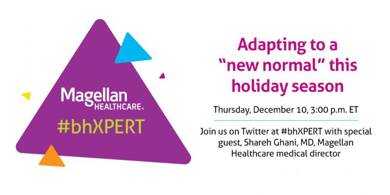Magellan Healthcare #bhXPERT Twitter chat
