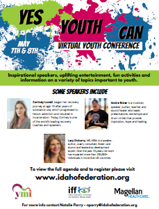 Yes YOUth Can Event